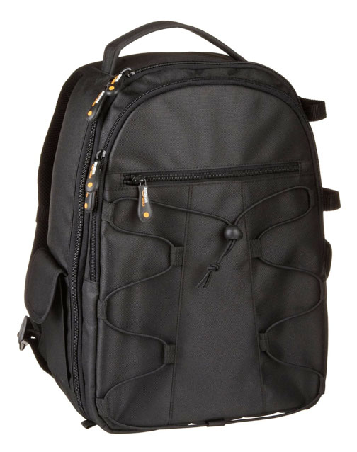 Amazon Basics DSLR Camera Backpack