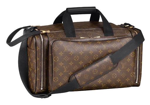 Custom designer bag for world famous photographer Annie Leibovitz