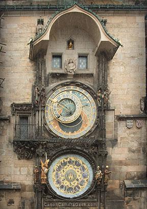 Travel Prague astronomical clock