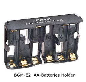 BGM-E2 AA Battery Holder for Grip