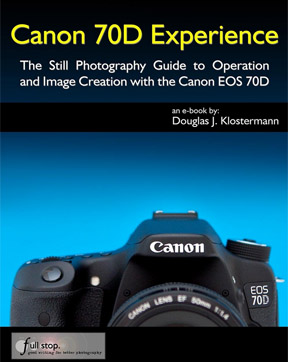 Canon-70d Experience-bookcover