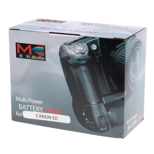 Substitutes are available that are much cheaper than the Canon BG-E4 Battery Grip