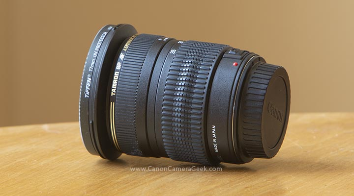 Canon 17-40 lens alternative