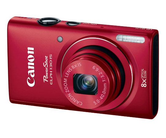 Canon Powershot ELPH 130 IS Camera