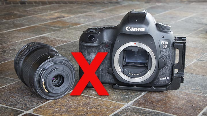 Canon 10-18 and 5D Mark 3