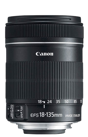 Canon EF-S 18-135mm Kit Lens