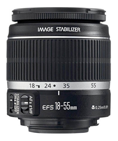 Canon 18-55 wedding lens for APS-C cameras