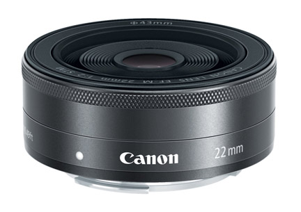 Photo of the Canon 22mm