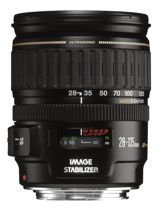 Canon 28-135mm Bargain Lens