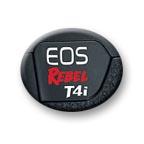 Canon 4ti-EOS rebel logo