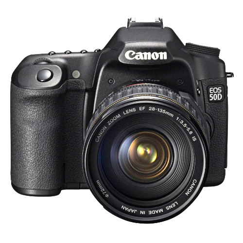 Photo of Canon 50D Camera