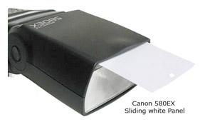 Canon SpeedliteEX Sliding Panel
