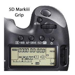 Canon 5D Mark iii Grip