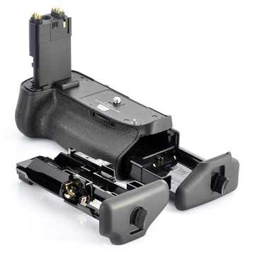 Battery Grip, Tray and Magazine for Canon EOS 5D Mark III
