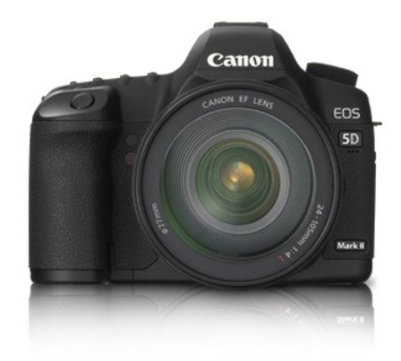 Canon 5D Mark III Winner
