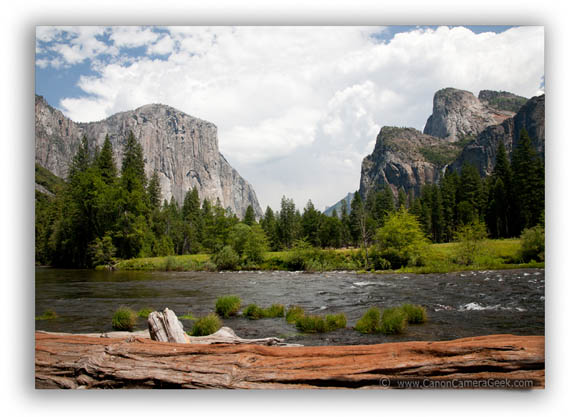 Canon 5d photo of Yosemite National Park-Merced
