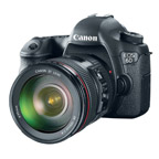 Photo of a Canon EOS 6D Camera