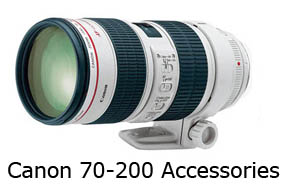Link to Canon 70-200mm lens accessories