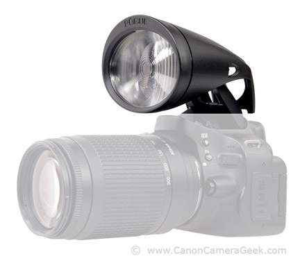 Safari Rogue Canon 70D Pop-up Flash Accessory