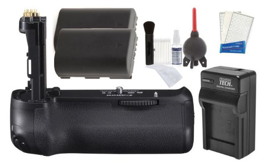 Canon 70D BG-E13 Battery Grip Kit