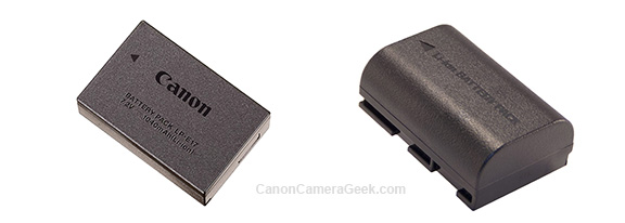 77D battery compared to 80D battery