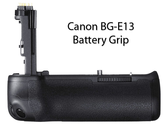 Photo of Canon BG-E13 Battery Grip