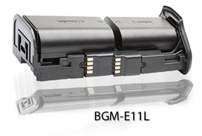 BGM-E11L Magazine for Canon BG-E11 grip