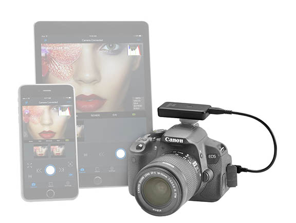 wireless tethering system