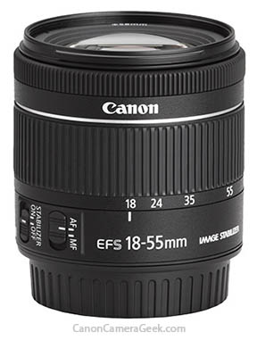Cheap Canon kit lens