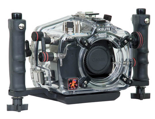 Canon 60D - Underwater Housing Accessory