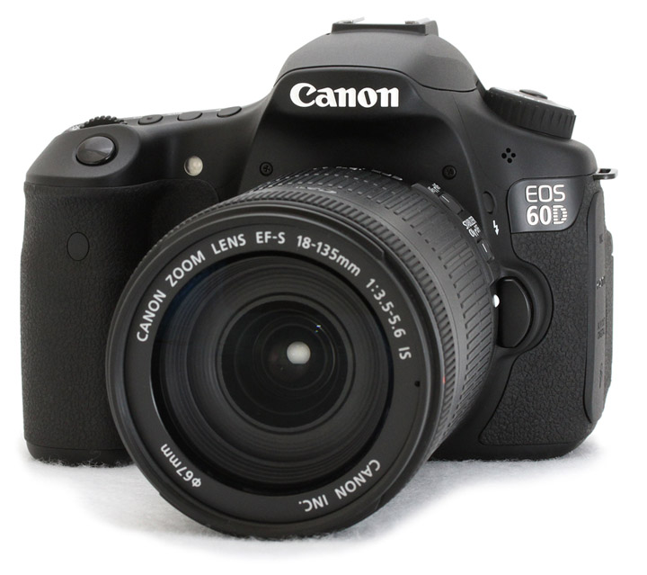Canon EOS 60D Has Many Possibilities for Worthwhile Accessories