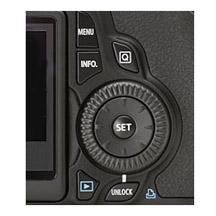 Photo of Canon EOS 60D Control Dial