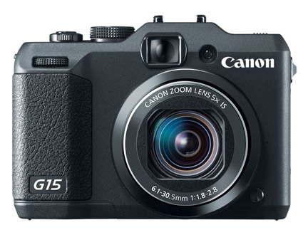 Canon G15 Camera on Amazon