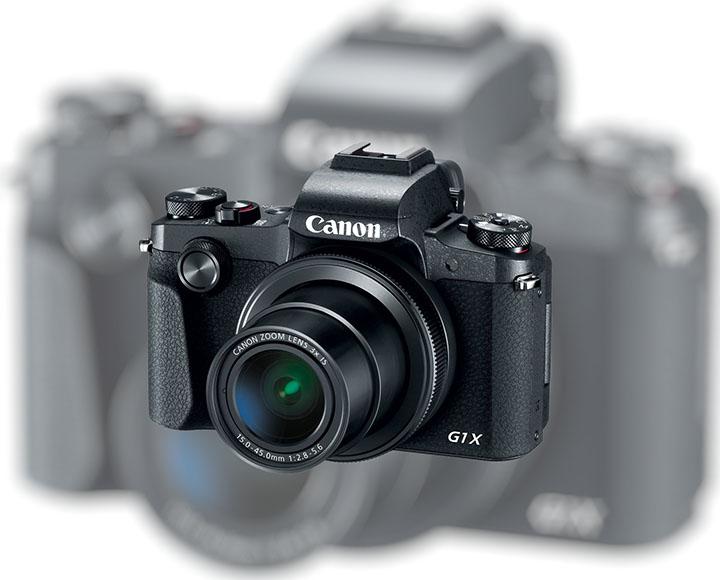 Canon g!X Mark III