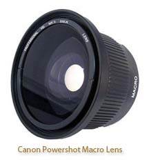 Canon Powershot Macro Lens for SX40 and SX50