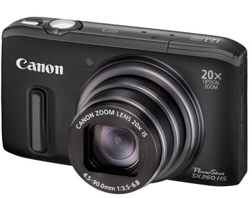 Canon SX260 HS Digital Camera