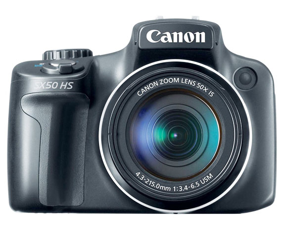 Canon SX50HS is available on Amazon