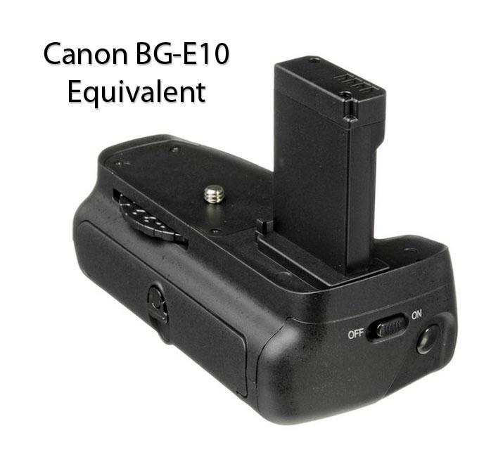 Canon BG-E10 Battery Grip-Equivalent
