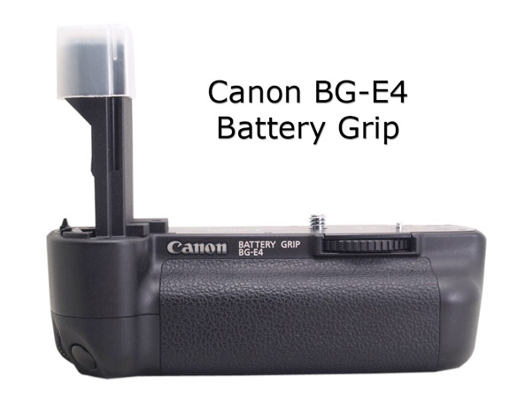 Canon BG-E4 Battery Grip