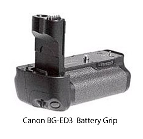 Canon BG-ED3 Battery Grip