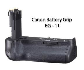 Canon Camera Battery Grip E-11