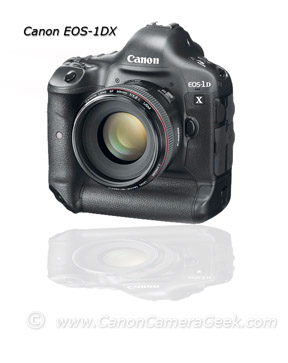 Photo of Canon EOS-1DX