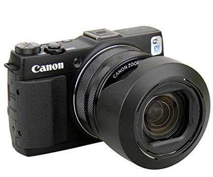 Alternative choice to a Canon DSLR - The G1X Mark II