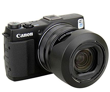 Alternative choice to a Canon DSLR - The G1X Mark II