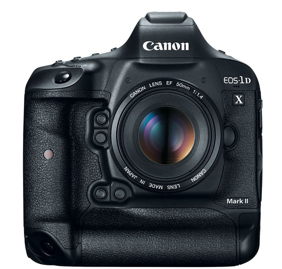 Canon EOS 1Dx Mark Front