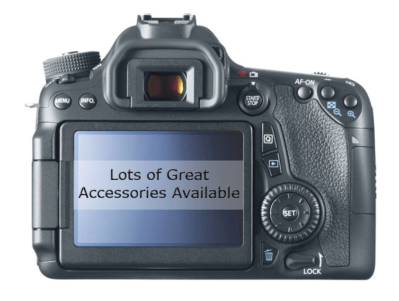 Kevin O'Leary's Canon EOS 70D Camera