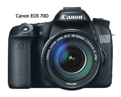 Photo of Canon EOS 70D