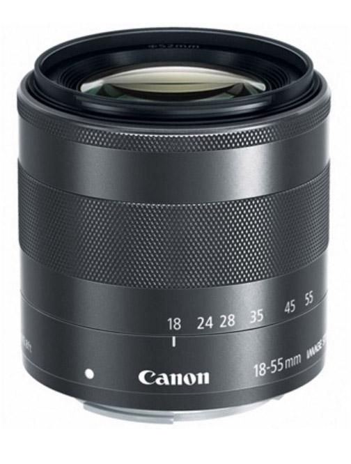 Canon EOS M 18-55mm lens