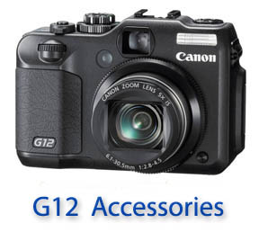 Link to Powershot G12 Accessories