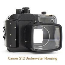 Canon G12 Underwater Housing Accessory